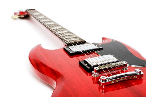 Electric Guitar「Electric guitar」:スマホ壁紙(18)