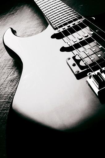 Rock Music「electric guitar #2」:スマホ壁紙(10)