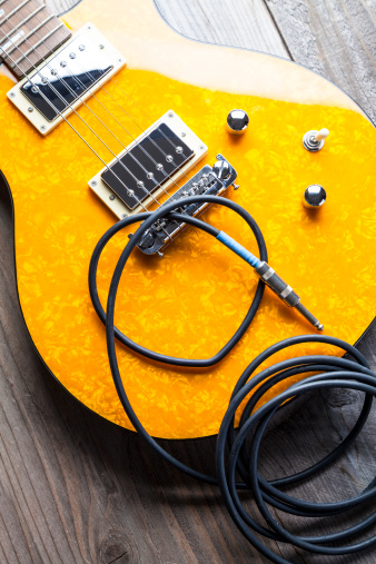 Rock Music「Electric Guitar Heart」:スマホ壁紙(7)