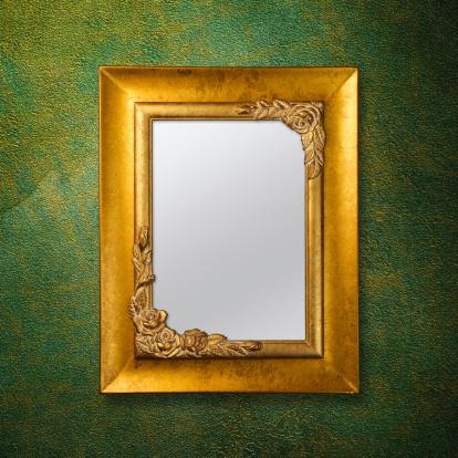 Frame - Border「Golden Frame」:スマホ壁紙(4)