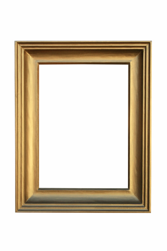 Art And Craft「golden frame box」:スマホ壁紙(0)