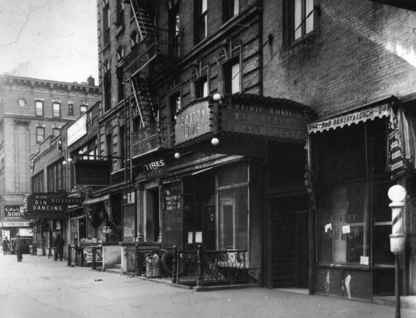ニューヨーク市「Cotton Club」:写真・画像(18)[壁紙.com]