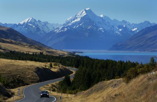 Mt Cook「Mt. Cook, New Zealand」:スマホ壁紙(5)
