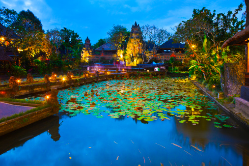 Ubud District「Temple in Bali.」:スマホ壁紙(3)