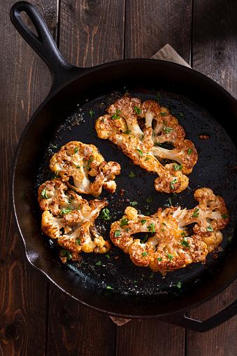 Roasted「Cauliflower Steak」:スマホ壁紙(3)