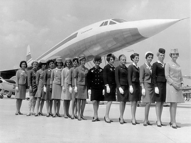 Concorde Hostesses:ニュース(壁紙.com)