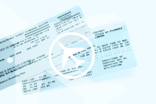 Ticket「Airplane tickets」:スマホ壁紙(18)