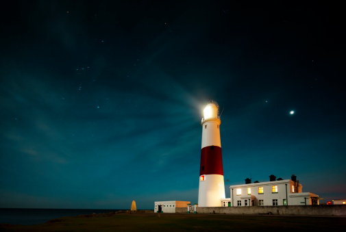 Headland「Portland Bill Lighthouse」:スマホ壁紙(9)