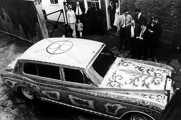 Chertsey「Beatles Car」:写真・画像(15)[壁紙.com]