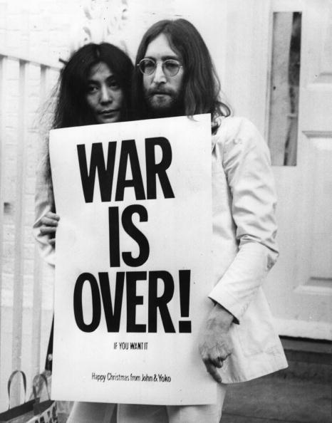 War「War Is Over」:写真・画像(4)[壁紙.com]