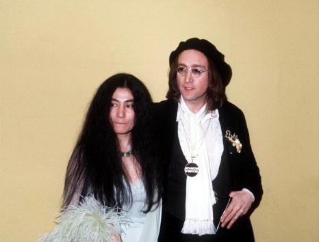 Beret「John Lennon And Yoko Ono」:写真・画像(19)[壁紙.com]