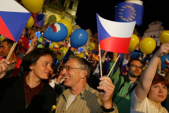 European Union「Czech Celebrate Membership in the European Union」:写真・画像(0)[壁紙.com]