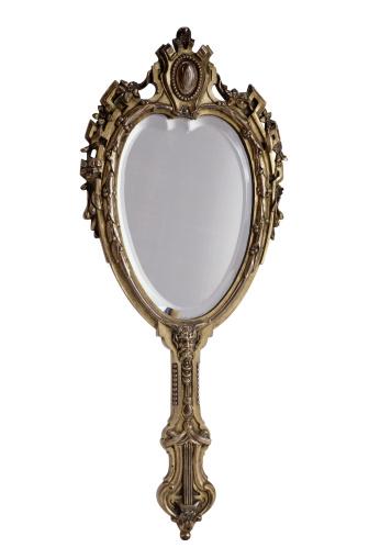 アンティーク「Antique Mirror」:スマホ壁紙(15)