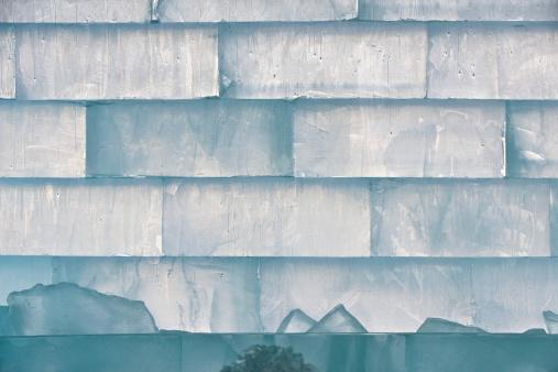 Brick Wall「Ice Brick Wall, Ice Hotel」:スマホ壁紙(12)