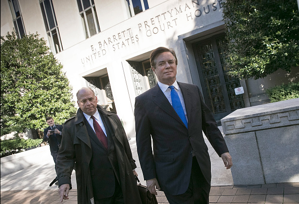 Pleading「Paul Manafort And Rick Gates Indicted As Part Of Mueller Russia Probe」:写真・画像(3)[壁紙.com]