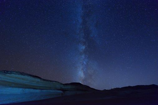 星空「Starry Sky and Milky Way」:スマホ壁紙(6)