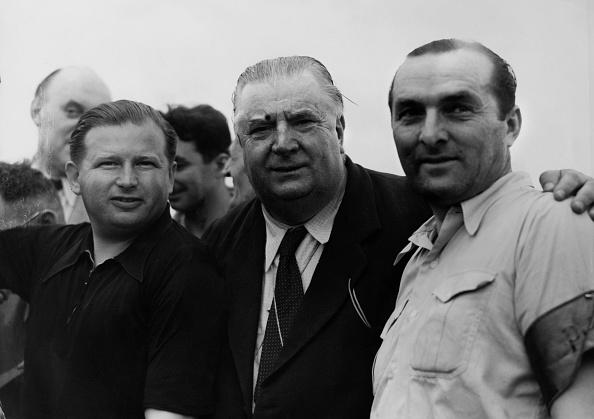 ルマン24時間レース「Le Mans 1952」:写真・画像(8)[壁紙.com]
