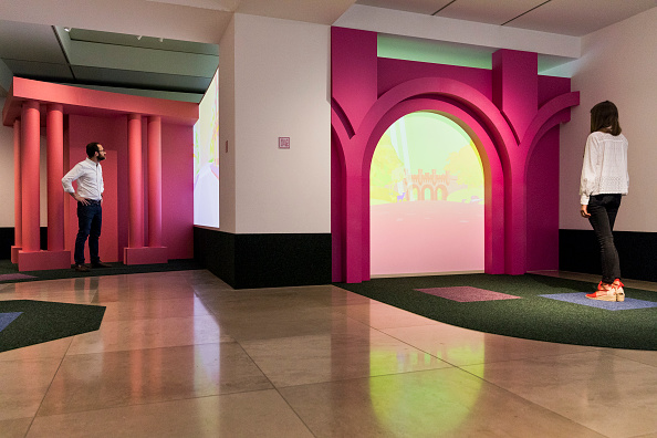 Tristan Fewings「London Festival Of Architecture Installations At RIBA」:写真・画像(19)[壁紙.com]
