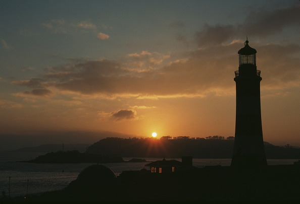 Twilight「Tower At Sunset」:写真・画像(16)[壁紙.com]