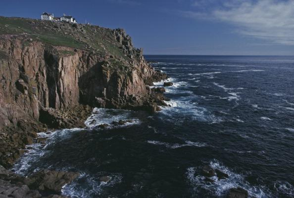Lands End - Cornwall「Lands End Cliffs」:写真・画像(0)[壁紙.com]