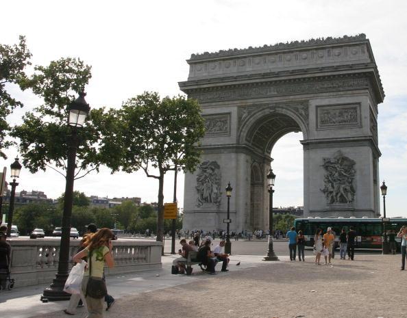 風景「Scenic Views of Paris」:写真・画像(2)[壁紙.com]