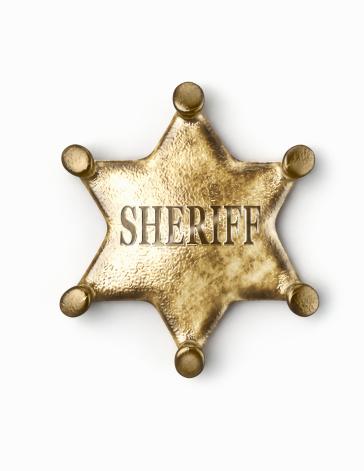 Emergency Services Occupation「Sheriff's badge」:スマホ壁紙(2)