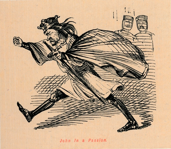 Striding「John In A Passion Circa 1860」:写真・画像(2)[壁紙.com]