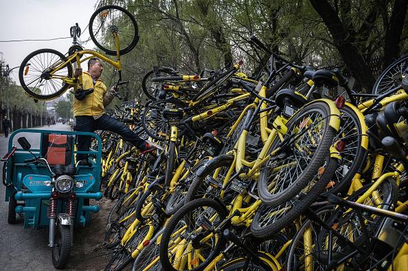 Big Data「Beijing's Bike Share Boom Creates Refuge for Battered Bicycles」:写真・画像(14)[壁紙.com]