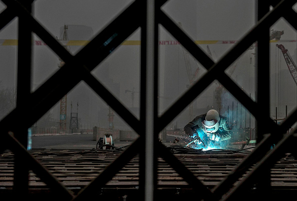 Construction Industry「China Daily Life - Pollution」:写真・画像(8)[壁紙.com]