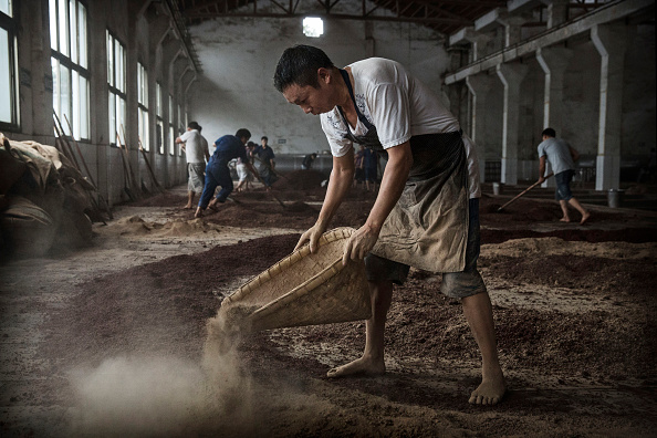 Chemical「China's River Of Wines Saved By A Nation's Thirst」:写真・画像(2)[壁紙.com]