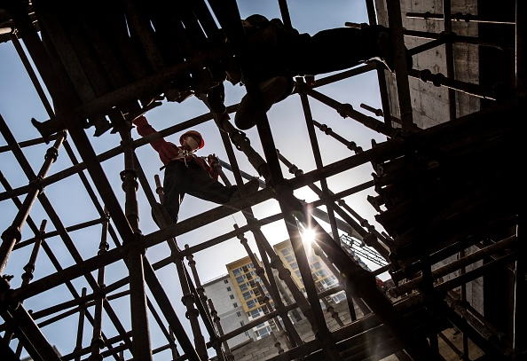 Construction Industry「China Daily Life - Construction」:写真・画像(0)[壁紙.com]