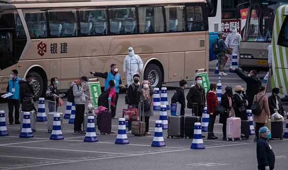 Bus「China Works to Contain Spread of Coronavirus」:写真・画像(10)[壁紙.com]