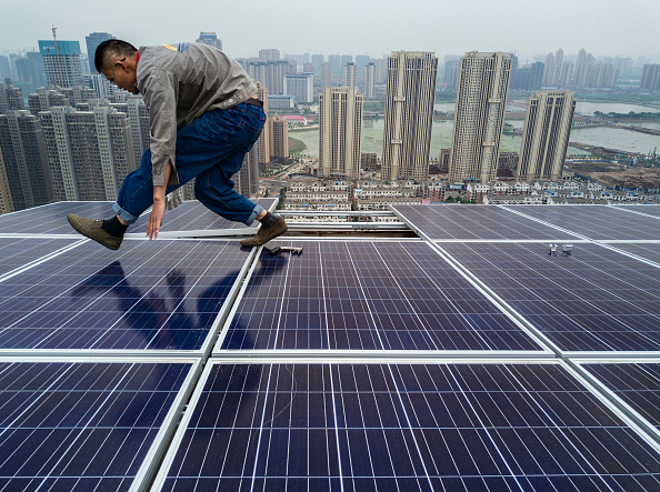 Economy「China Powers Market for Solar Energy」:写真・画像(6)[壁紙.com]