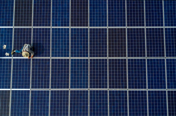Rooftop「China Powers Market for Solar Energy」:写真・画像(18)[壁紙.com]