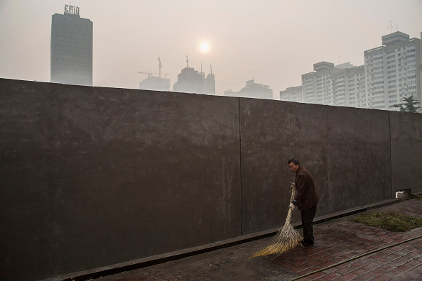 Beijing「China Daily Life - Pollution」:写真・画像(17)[壁紙.com]