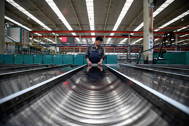 China's Heavy Industry Factories In Liaoning:ニュース(壁紙.com)