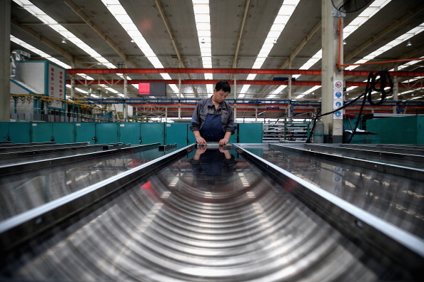 Corporate Business「China's Heavy Industry Factories In Liaoning」:写真・画像(7)[壁紙.com]