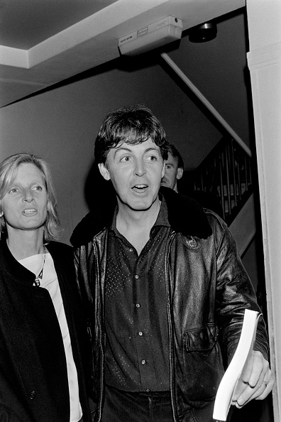 Dave Hogan「Paul And Linda McCartney At Abbey Road Studios」:写真・画像(10)[壁紙.com]