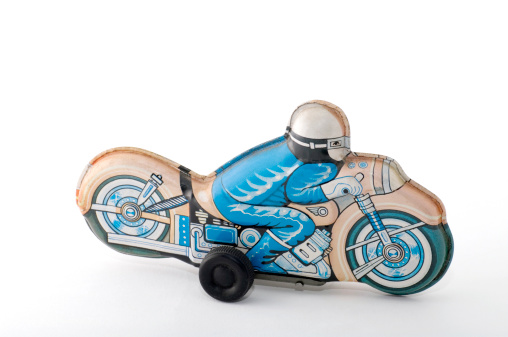 Motorcycle「Tin Toys: MotorCycle」:スマホ壁紙(10)