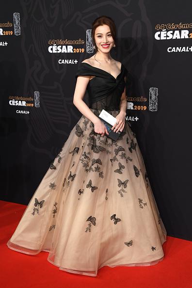 César Awards「Red Carpet Arrivals - Cesar Film Awards 2019 At Salle Pleyel In Paris」:写真・画像(2)[壁紙.com]