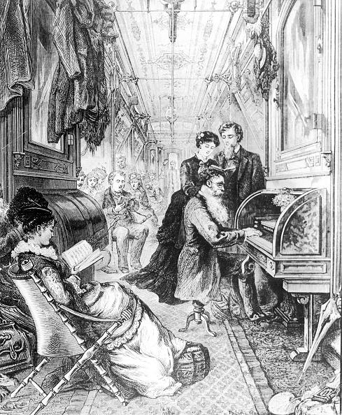 Ornate「Singing In The Train」:写真・画像(14)[壁紙.com]