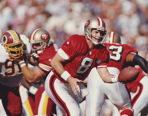 ゲーム「San Francisco 49ers vs Washington Redskins」:写真・画像(18)[壁紙.com]