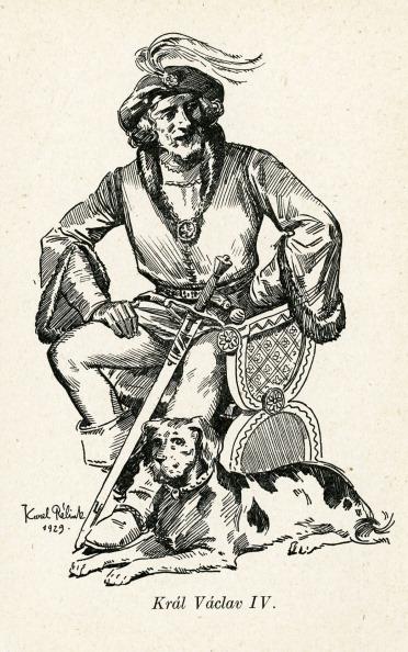 Circa 14th Century「Wenceslaus, King of the Romans」:写真・画像(1)[壁紙.com]