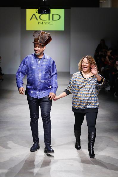 Brian Mint「Nolcha Shows New York Fashion Week Fall/Winter 2019 Presented By InstaSleep Mint Melts  ACID NYC Runway Show」:写真・画像(13)[壁紙.com]