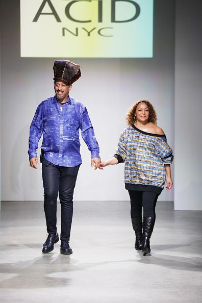 Brian Mint「Nolcha Shows New York Fashion Week Fall/Winter 2019 Presented By InstaSleep Mint Melts  ACID NYC Runway Show」:写真・画像(11)[壁紙.com]