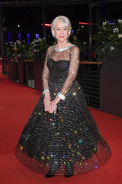 Berlin International Film Festival「Homage  Helen Mirren - Honorary Golden Bear Award Ceremony - 70th Berlinale International Film Festival」:写真・画像(11)[壁紙.com]