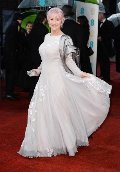 Pink Hair「EE British Academy Film Awards - Red Carpet Arrivals」:写真・画像(18)[壁紙.com]
