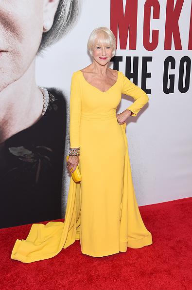 "Yellow「""The Good Liar"" New York Premiere」:写真・画像(12)[壁紙.com]"