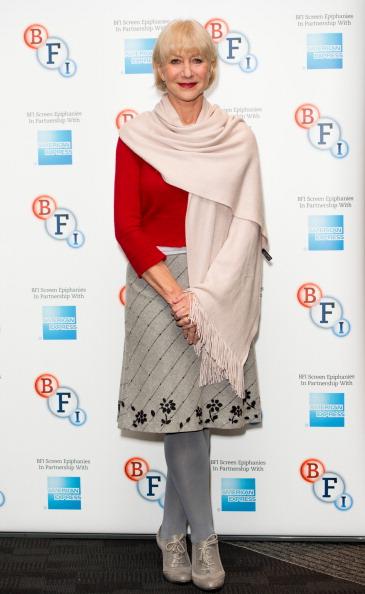 Hosiery「BFI Epiphanies: Helen Mirren - Photocall」:写真・画像(11)[壁紙.com]