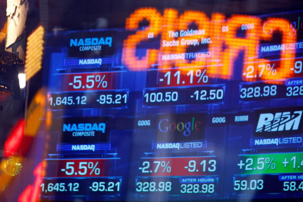 Finance「Dow Loses 678 Points, Closing Below 8,600」:写真・画像(4)[壁紙.com]